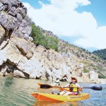 Kayaking the Ogden Area