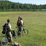 Boulder Mountain Trout by Bike