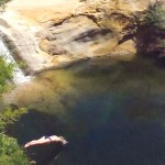 Clothing Optional- Swimming the Colorado Plateau