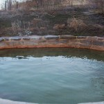 Near Naked Refuge for Cold Times: Maple Grove Hot Springs