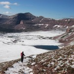 On Giving In: Thru-Hiking the Highline Trail