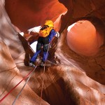 Everywhere and Nowhere- Canyoneering the Escalante