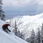 Project Wanderlust- Backcountry Skiing Beyond the Sheep-Pen of the Wasatch