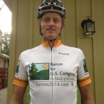Bill Barron- Riding Across Utah for Climate Change