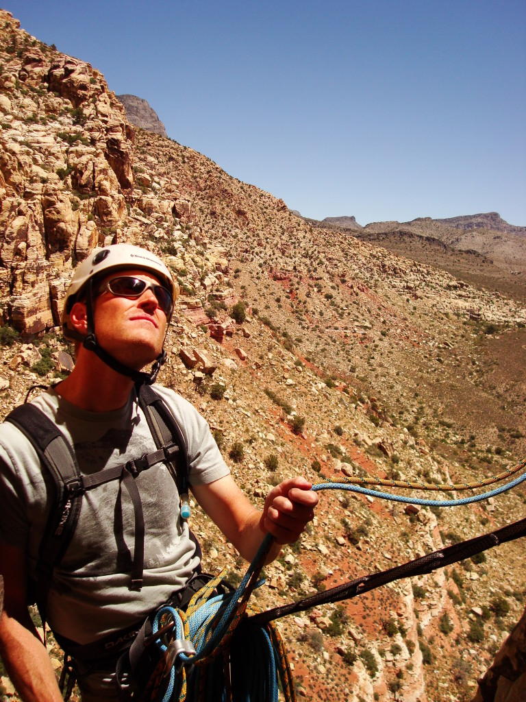 Tunnel Vision Belay