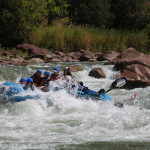 Where Rocks Have Names- Running Rapids on Western Rivers