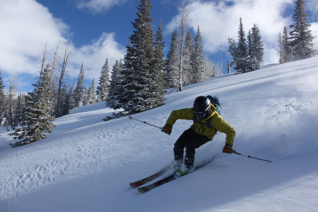 Boundary Creek Ski 1