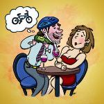 How to Convince the Wife You Need a New Mountain Bike