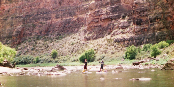 Standing Up to the Yampa