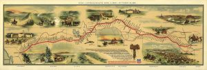 Pony_Express_Map_William_Henry_Jackson