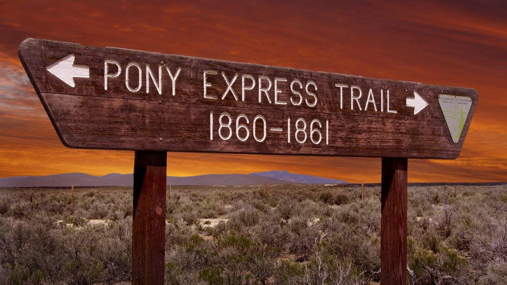 pony express essay papers