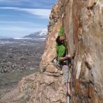 Ogden's Future Climbing Cred