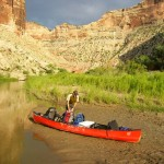 Canoeing the Little Grand Canyon