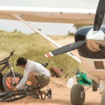 Canyoneering Robber's Roost Country- By Air!