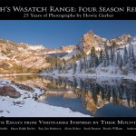 Book Review: Utah's Wasatch Range- Four Season Refuge