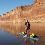 Walking with the Ancients- A Stand Up Paddle Across Lake Powell