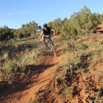 Sharp Desert Singletrack- Rethinking Mountain Biking in Vernal