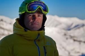 Ski Utah President Nathan Rafferty