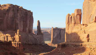 Arches National Park began as a national monument designated by a Republican president.
