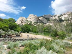 Rock Corral Picnic Area