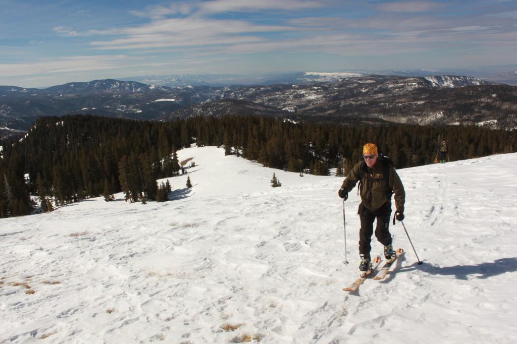 Delano Peak Approach