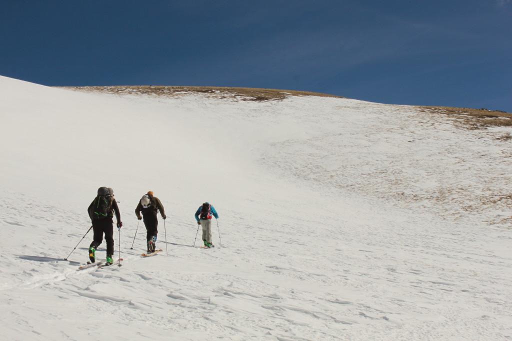 Delano Peak Approach 2