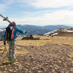 Tushar Trek- Skiing and Swilling in Southern Utah's Tushar Mountains