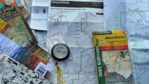 Maze Maps