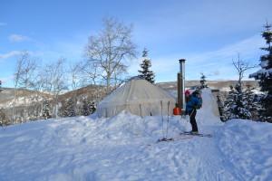 Norway Flats Yurt