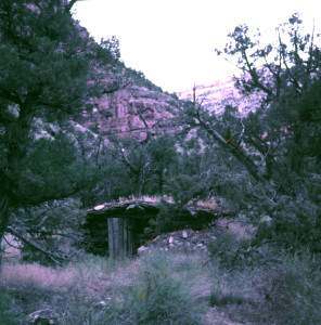 Cabin at Warm Springs 1964 p0766n370