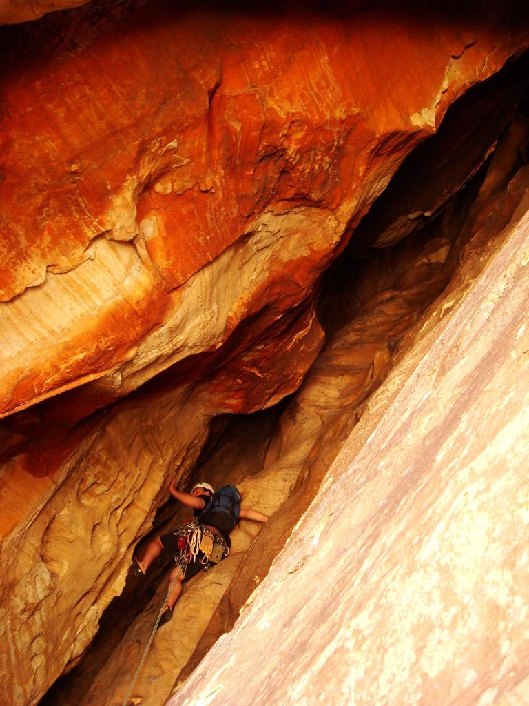 Tunnel Vision Climb