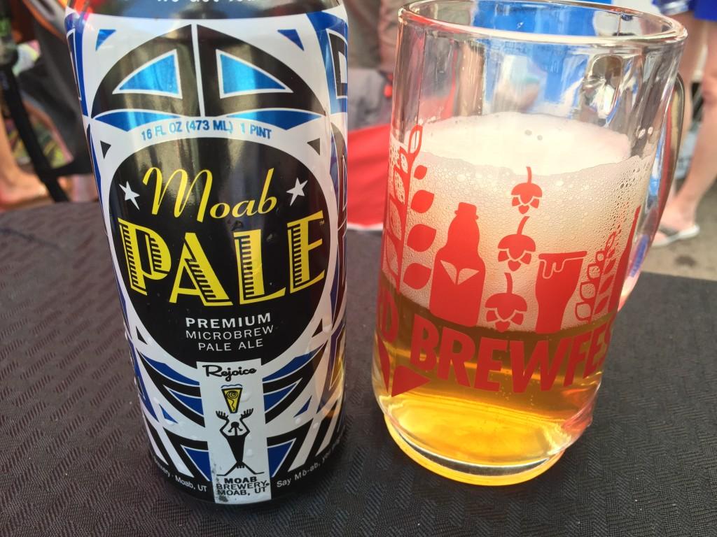 Moab Pale Ale