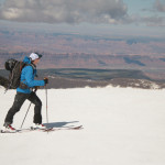 Skiing Uphill Both Ways: New Talking Mountain Yurt System Opens in the La Sal Mountains