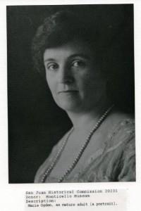 Marue Ogden